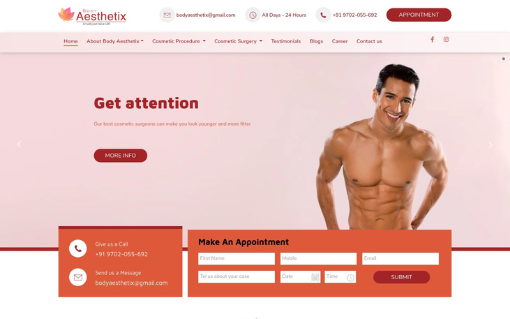 Body Aesthetix Cosmetic Clinic Mumbai India