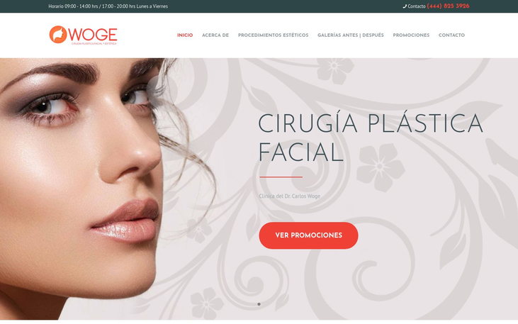 Clinic of Carlos Woge Mexico - Best Cosmetic Surgery Clinics In Mexico