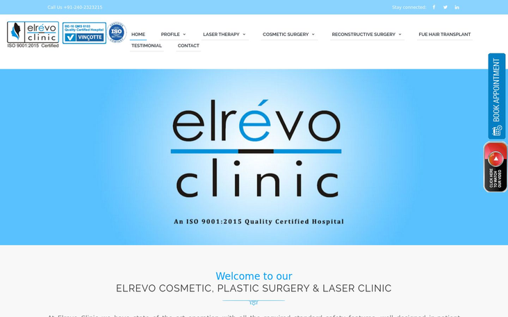 Elrevo Clinic Maharashtra, India - Best Cosmetic Surgery Clinics In India