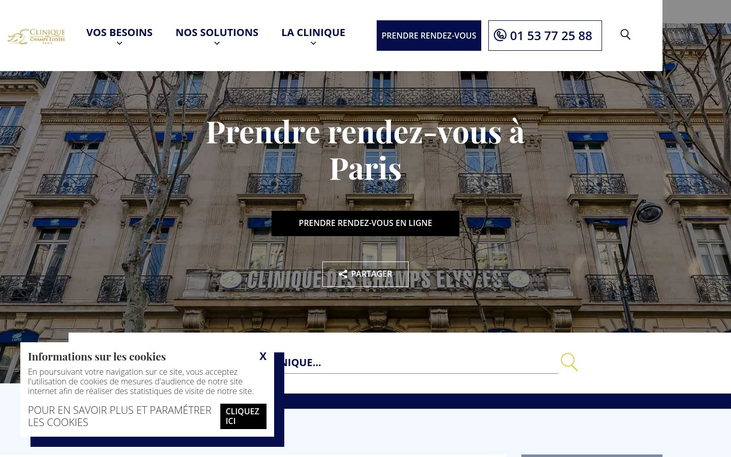 Champs-Elysées Clinic Paris France - Cc Best Cosmetic Surgery Clinics In Paris