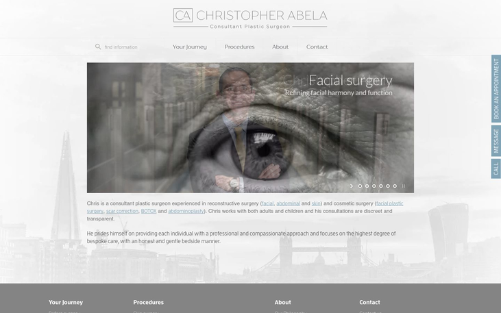 Dr. Christopher Abela London UK - Best Cosmetic Surgery Cinics In London Uk