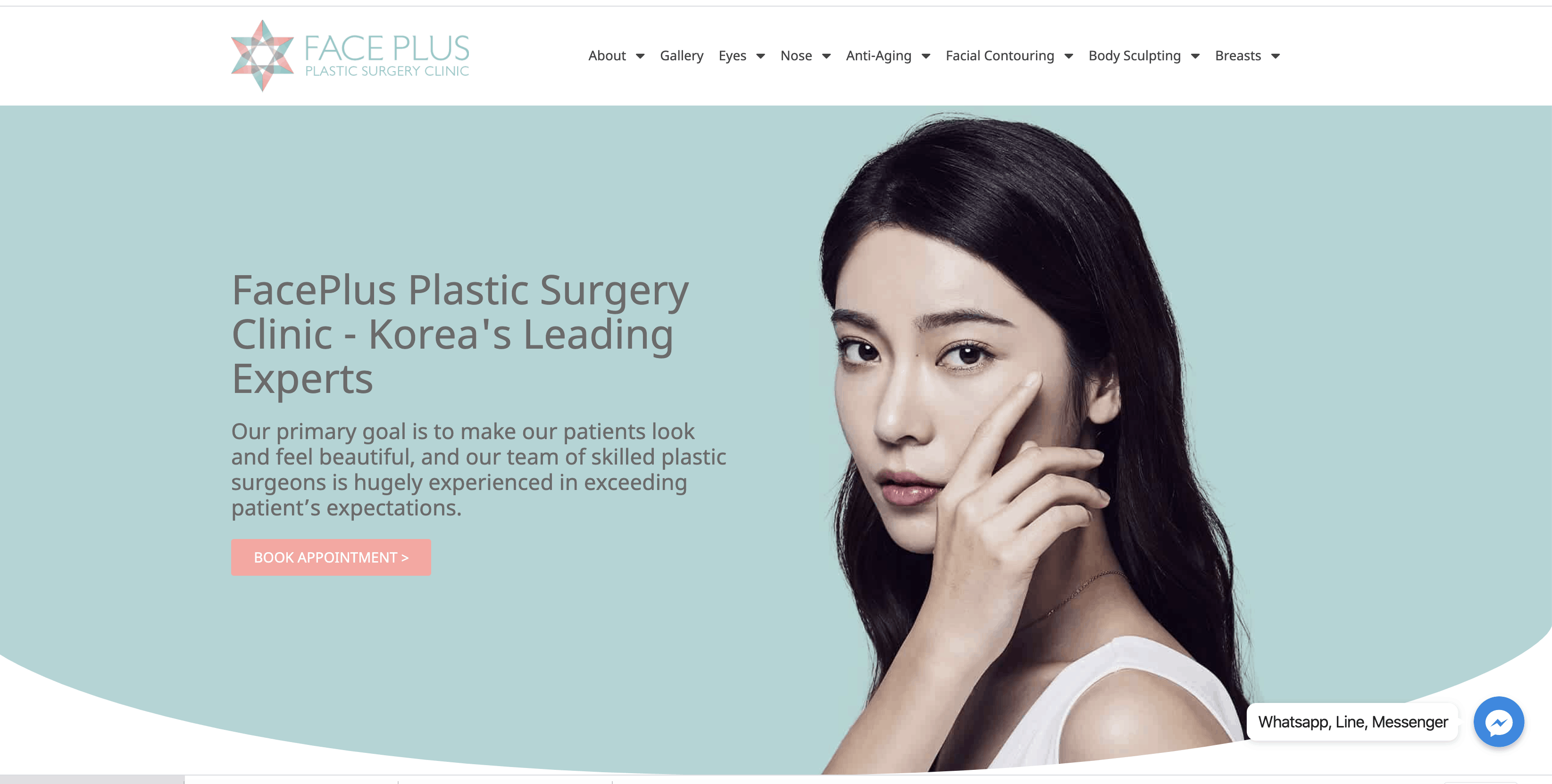 Face Plus Clinic Seoul South Korea - Cc Best Cosmetic Surgery Clinics In South Korea Cy