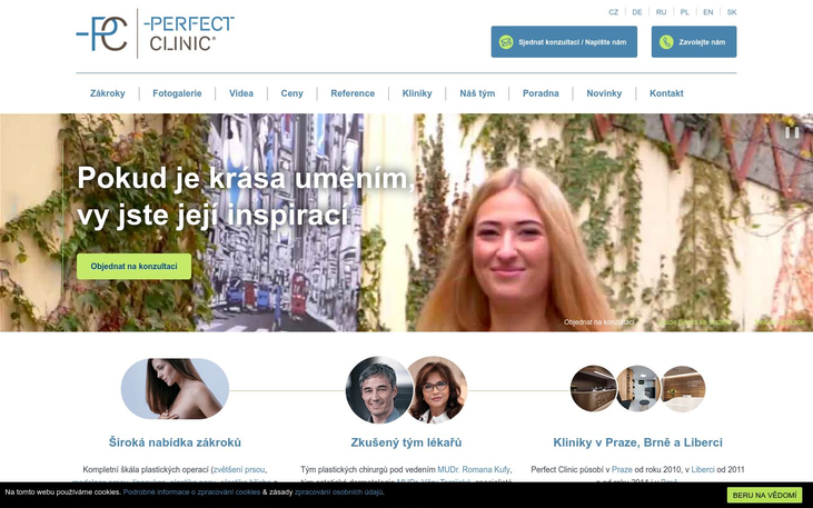 Perfect Clinic Prague Czech Republic - Cosmetic Surgery In Prague All You Need To Know