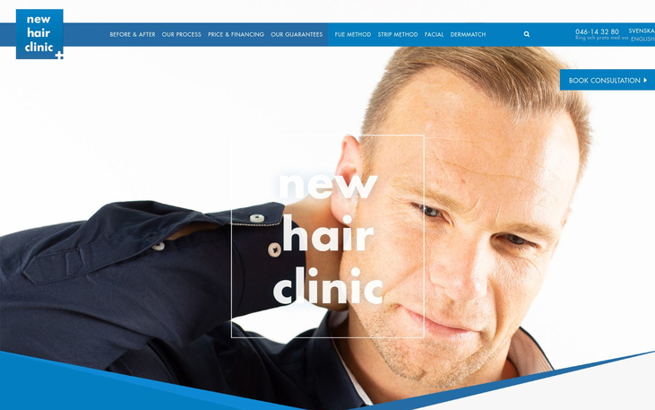 New Hair Clinic Stockholm Sweden - Medical Tourism And Hair Transplant Surgery A Guide