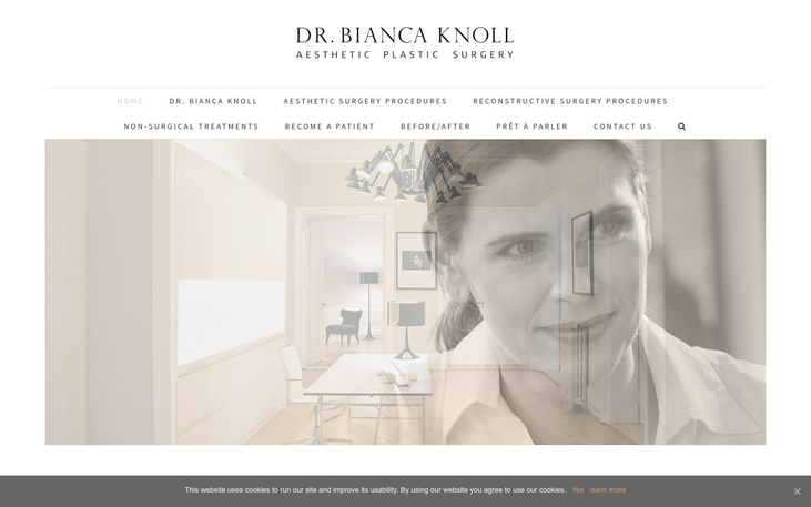 Dr Bianca Knoll Frankfurt Germany - Best Facelift Surgeons In Western Europe