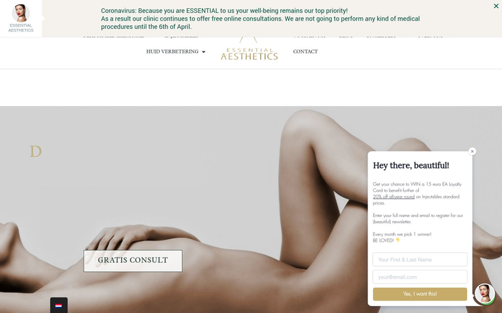 Essential Aesthetics  The Hague, Netherlands - Breast Lifts Mommy Makeovers Lifestyle Cosmetic Surgery