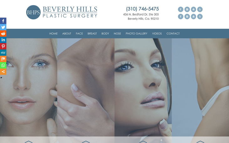 Beverly Hills Plastic Surgeon  California USA