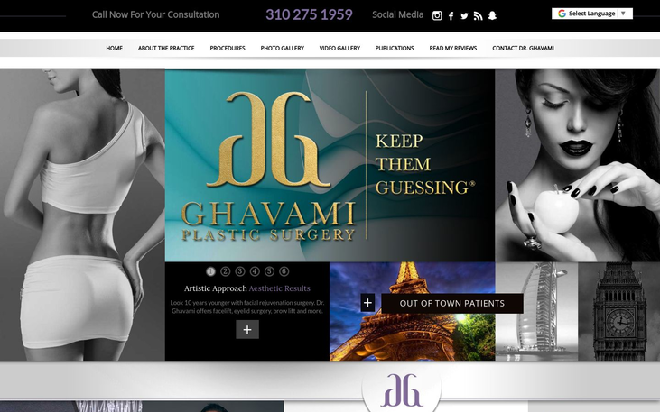 Ghavami Clinic  California USA - The Stats Are In Black Women Choosing To Get Cosmetic Surgery Is On The Rise