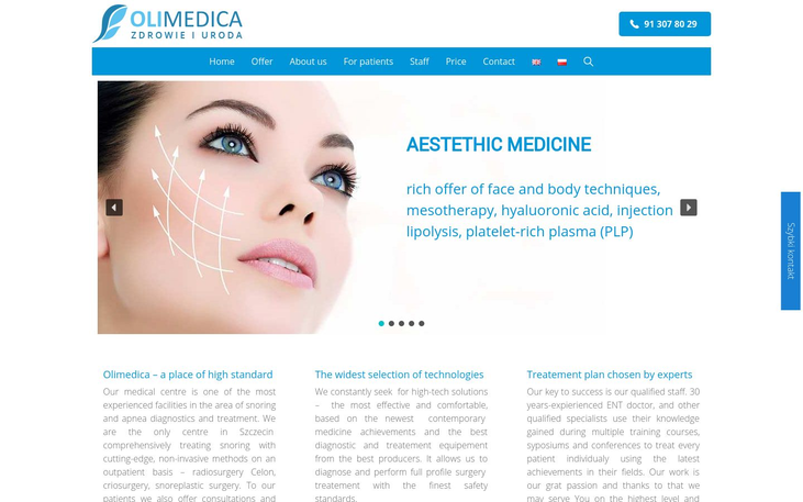 Olimedica Clinic Szczecin, Poland - Plastic Surgery For Men Everything You Need To Know