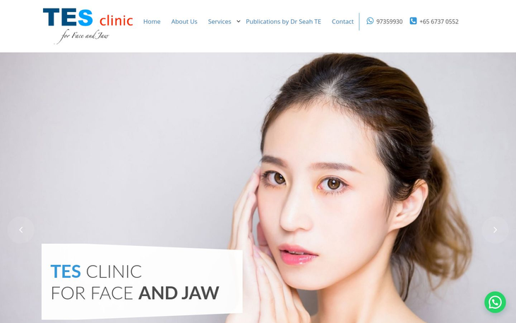 TES Clinic Singapore - Chin Implant Or Dermal Filler Which Is Best For You