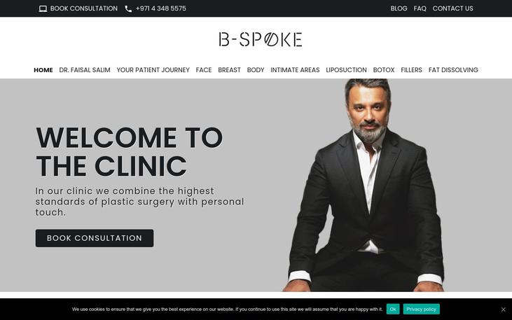 B-Spoke Clinic Dubai - Best Cosmetic Surgery Clinics In Dubai