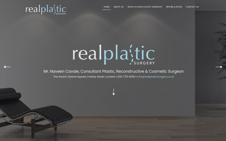 Real Plastic Surgery - Best Cosmetic Surgery Cinics In London Uk