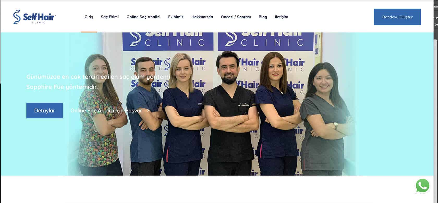Self Hair Clinic Istanbul Turkey - Medical Tourism And Hair Transplant Surgery A Guide