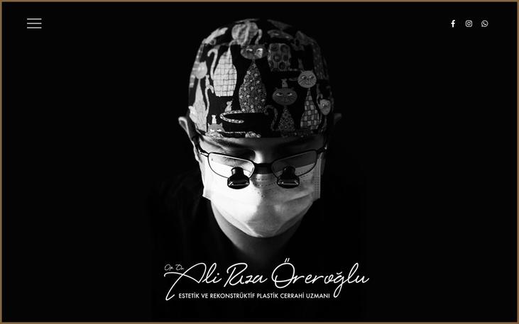 Dr. Ali Riza Oreroglu Aesthetic Clinic - Best Cosmetic Surgery Clinics In Turkey