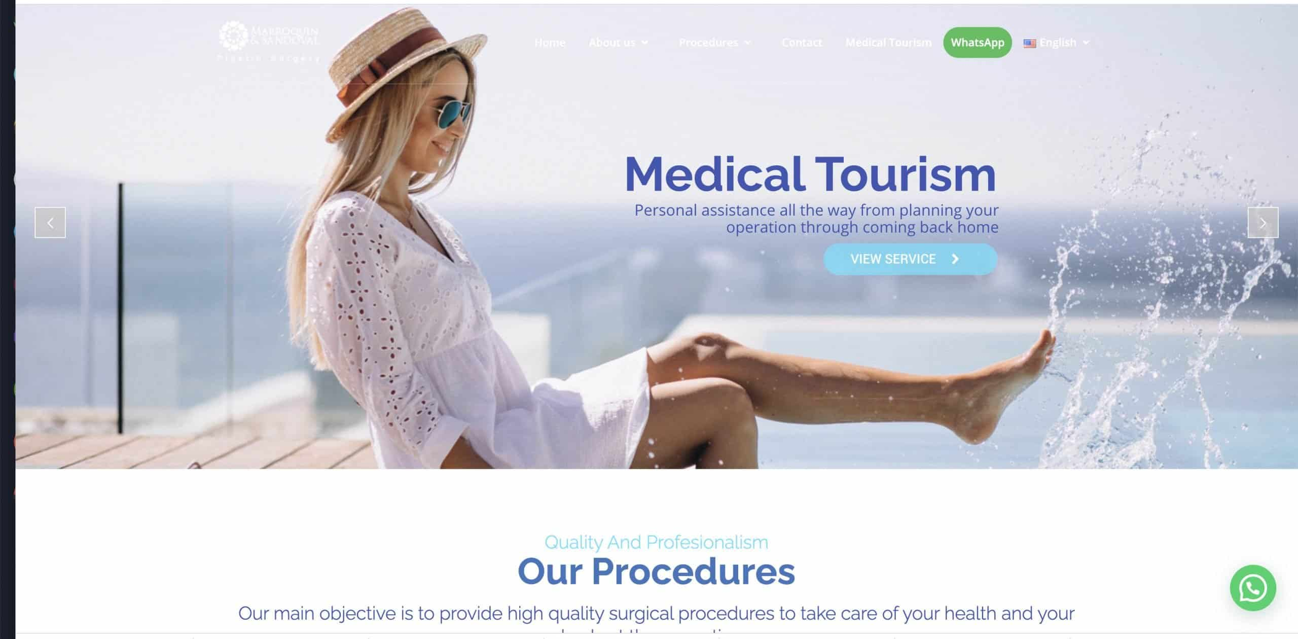 Marroquin and Sandoval – Los Cabos. Mexico - Best Cosmetic Surgery Clinics In Mexico