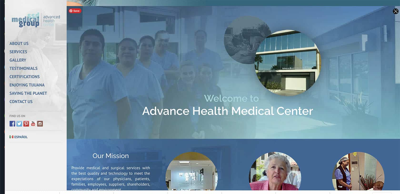 Advanced Health Medical Center. Mexico - Best Cosmetic Surgery Clinics In Mexico