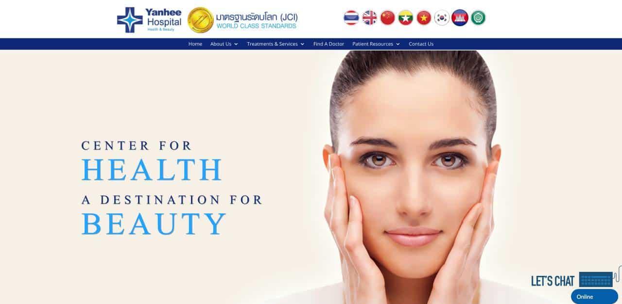 Yanhee Hospital Health & Beauty Bangkok  Thailand - 92653 2