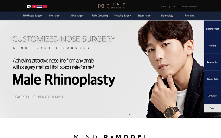 Mind Plastic Surgery Seoul. S.Korea - Cosmetic Surgery Tourism Travel Thoughts With Covid 19