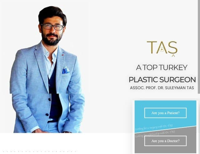 Dr. Suleyman TAS  Istanbul Turkey - Best Cosmetic Surgery Clinics In Turkey